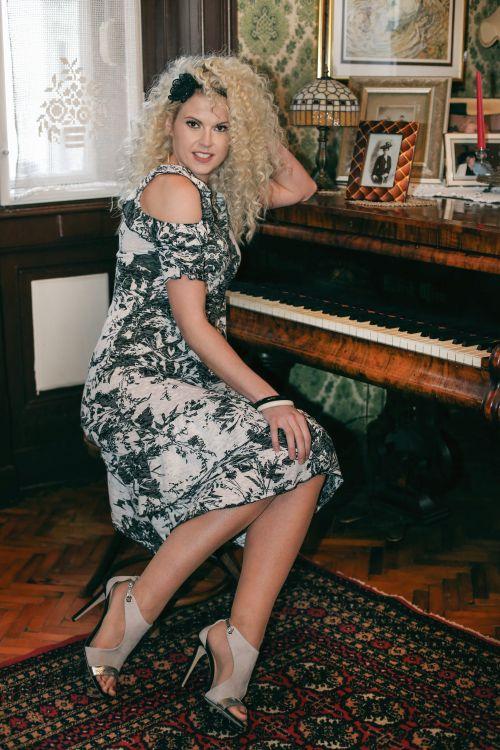 Fashion Fairytale ženska haljina #3187293