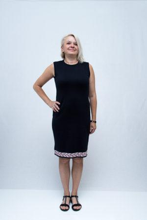 zenska-sokacka haljina ruzao prednja