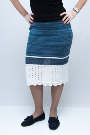 zenska suknja 2197396 plava prednja