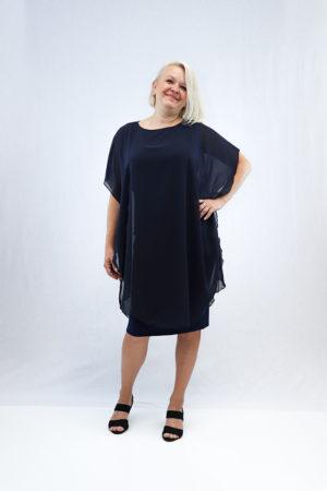 zenska haljina 2197435 tamno plava naprijed