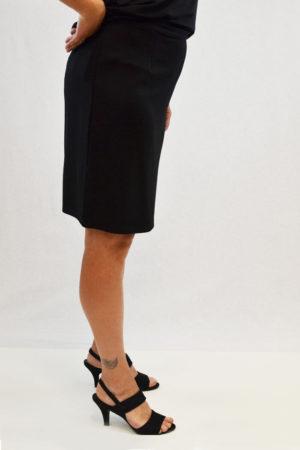 zenska suknja 2197380 crna strana