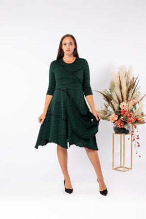 Jesen/zima 2021 haljina 12171061 zelena